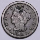 Image of 1844 Large Cent