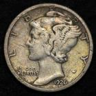 Image of 1926-S Mercury Dime VF