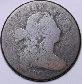 Image of 1802 Large Cent