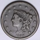 Image of 1838 Large Cent