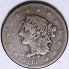 Image of 1839 Large Cent