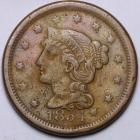 Image of 1854 Large Cent