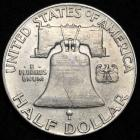 Image of 1949 Franklin Half Dollar  BU