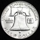 Image of 1960-D Franklin Half Dollar BU