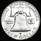 Image of 1962-D Franklin Half Dollar BU