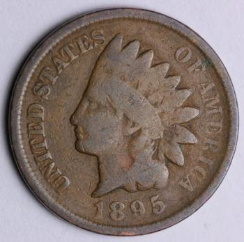 Image of 1895 Indian Cent - G