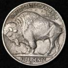 Image of 1937-D Buffalo Nickel AU