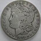 Image of 1902-S Morgan Dollar VG+/FINE
